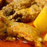 20301 Curry Chicken