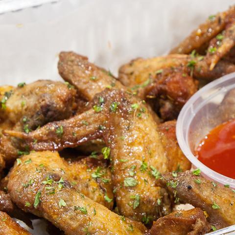 20307 Fried Chicken Drummets & Wings