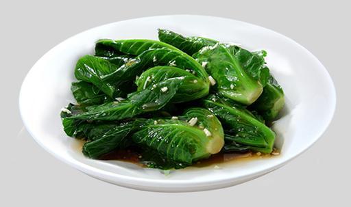 #29 Baby Kai Lan W Sliced Garlic