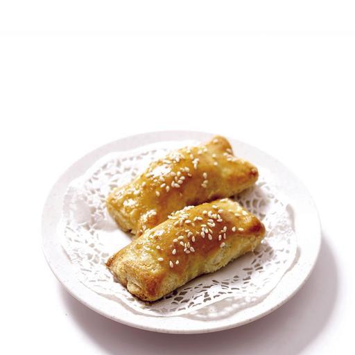 Baked BBQ Pork Pastry 叉烧酥 (1pcs)