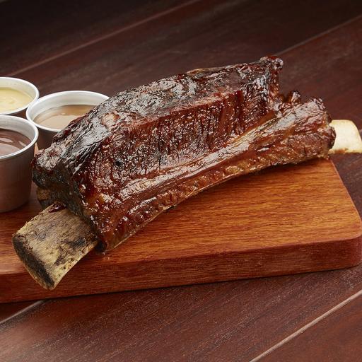 Barbeque Beef Rib (Half Rack)