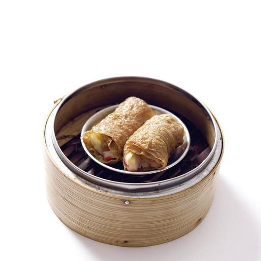 Beancurd Chicken Roll 鸡卷 (2pcs)