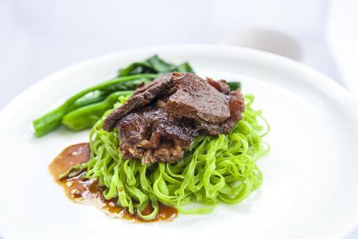 #06 Beef Brisket Noodles
