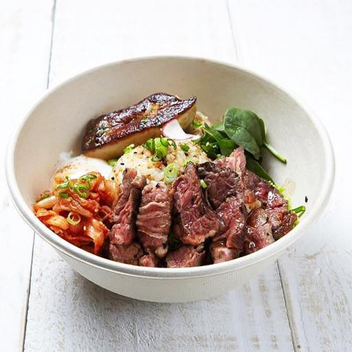 Beef & Foie Gras Jasmine Rice
