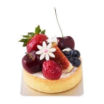 Berry Almond Tart (2 pcs)