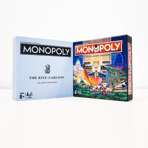 Bespoke Monopoly Game by The Ritz-Carlton, Millenia Singapore