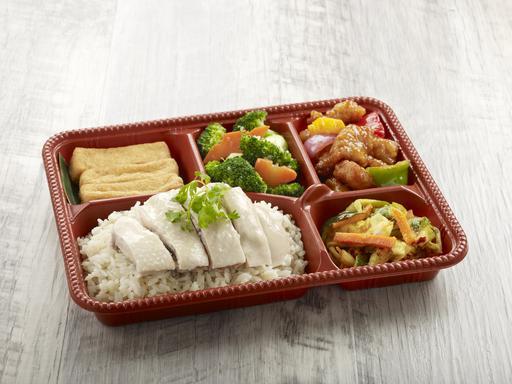 3 Big Bento (大饭盒)