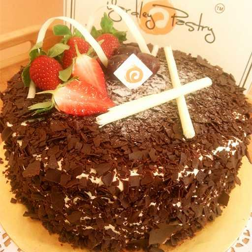 Black Forest 黑森林蛋糕(Not recommended delivery)