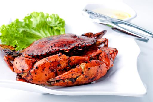 Black Pepper Crab	黑椒螃蟹