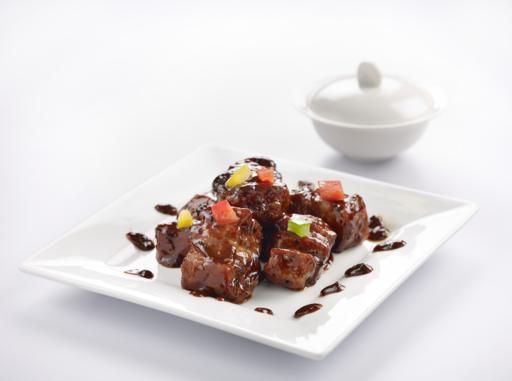 Black Pepper Pork Rib (2-4 servings)