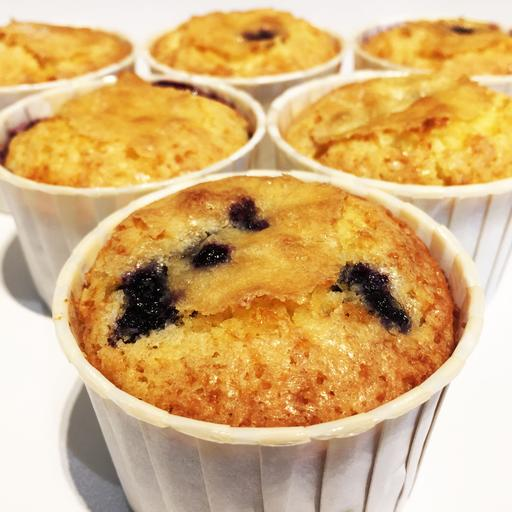 Blueberry Muffin Cupcake (6s)