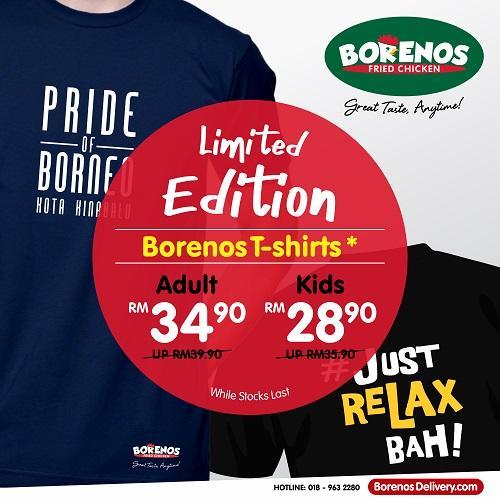 Borenos T-Shirts