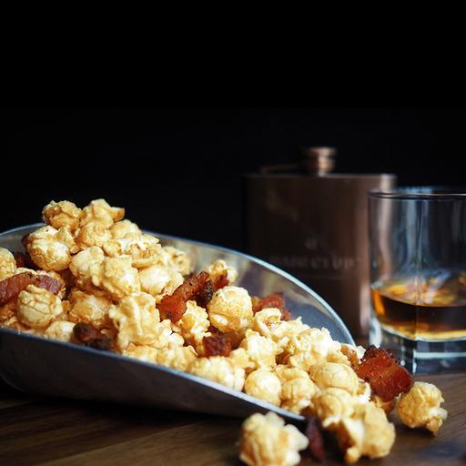 Bacon & Bourbon Caramel