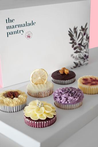 Box of 3 Cupcakes