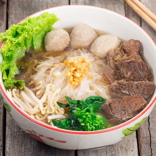 Braised Beef Noodles (Soup)