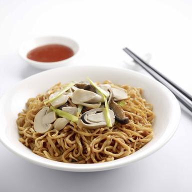 Braised Eefu Noodles w Mushrooms, Regular (2 - 4 servings)