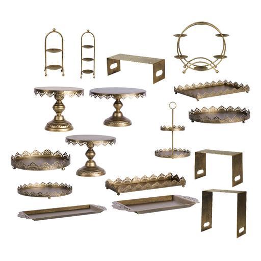 Bronze Display Set