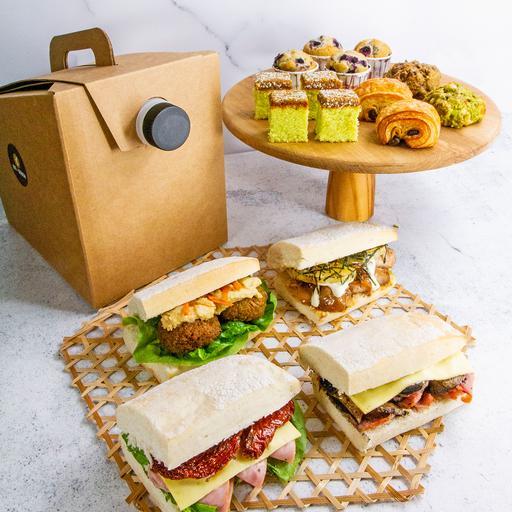 Business Lunch Platter