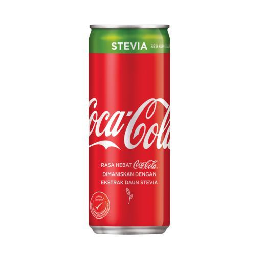 CD1A - Coca-Cola Stevia - Can