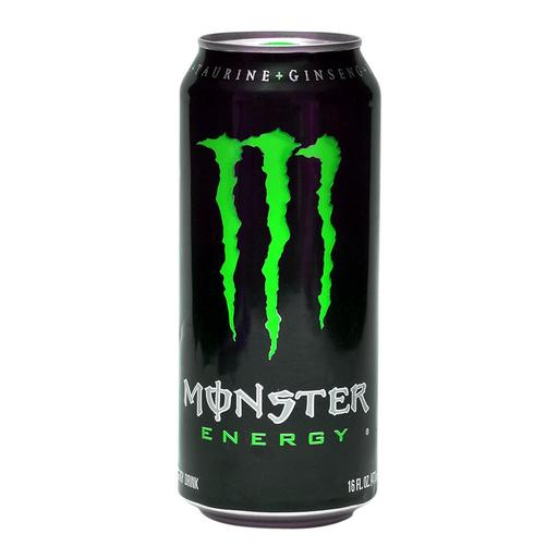 CD34 - Monster Energy Drink - Promo (2 Cans)