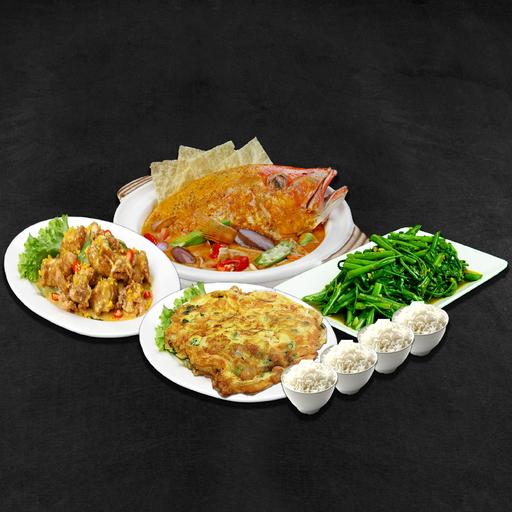 FAMILY FEAST SET (MUST TRY!)