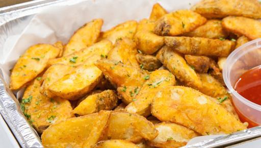 30160 Potato Spicy Wedges