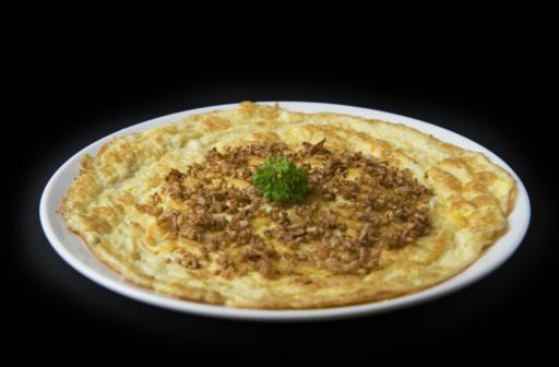 Cai Po Omelette