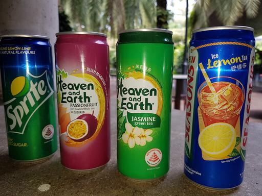 Can Drinks(Soft Drink)