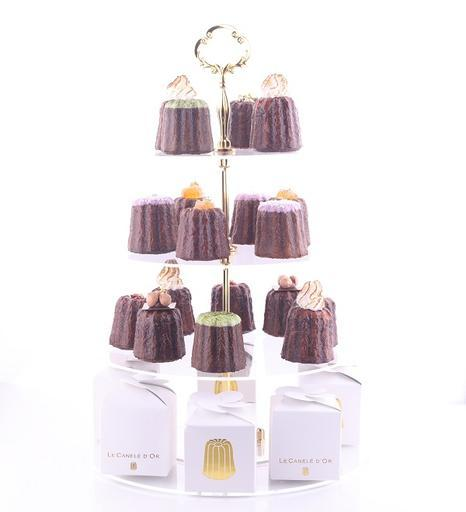 Canelé Tower (1-week lead time)