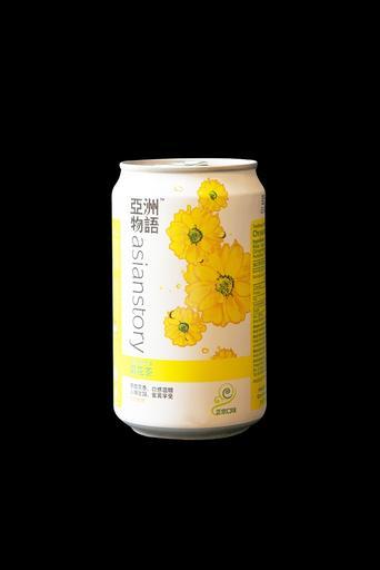 Canned Crysanthenum Tea 菊花茶