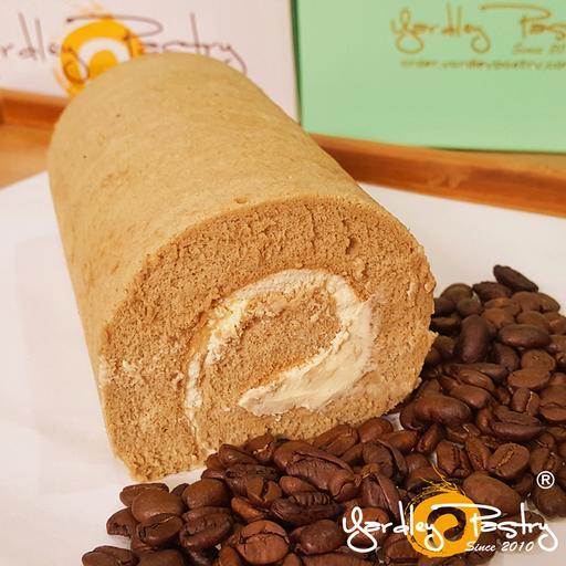 Caramel Macchiato Roll 焦糖玛奇朵卷