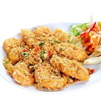 Cereal prawn 麦片虾