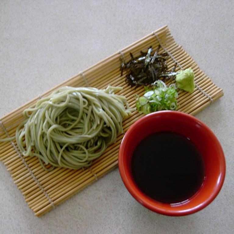 Cha Soba (日式冷麵)