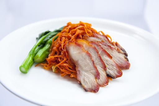 #06 Char Siew Dumpling Noodles