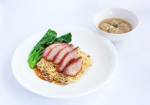 #06 Char Siew Wanton Noodles