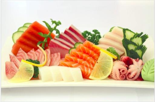 Chef Sashimi Mori