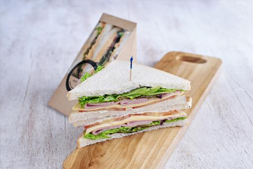 Chic & Cheese Sandwich