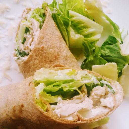 Chicken Caeser Wrap