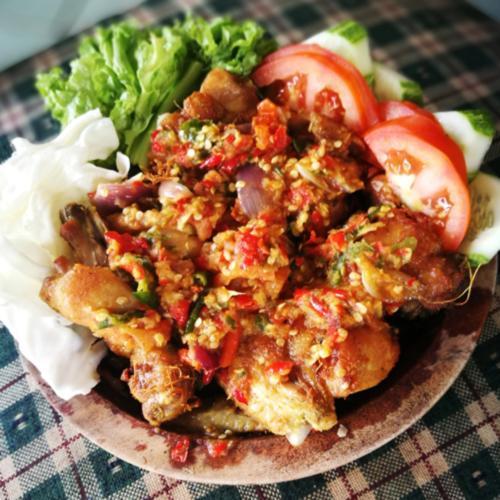 Chicken Gempuk Pack