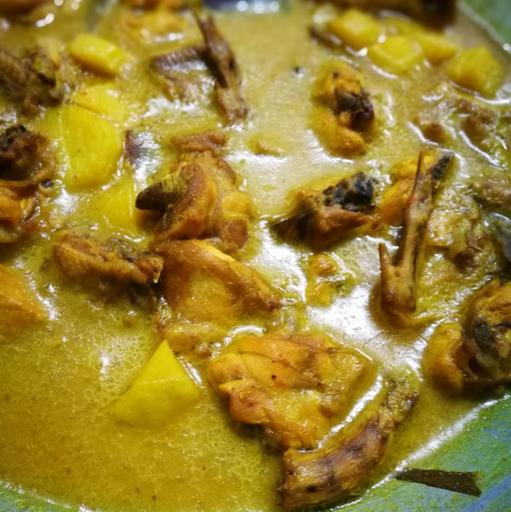 Chicken Masak Lemak Pack