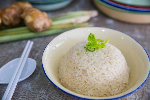 Chicken Rice/Plain Rice