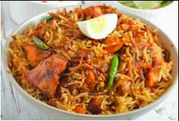 Chicken Tikka Fried Rice