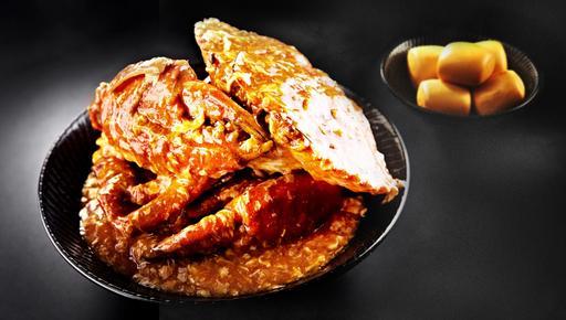 Chili Crab 辣椒螃蟹