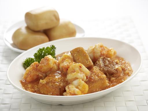 Chilli Prawn & Tofu (豆腐虾)