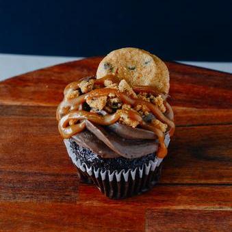 Chocolate Salted Caramel Cookie