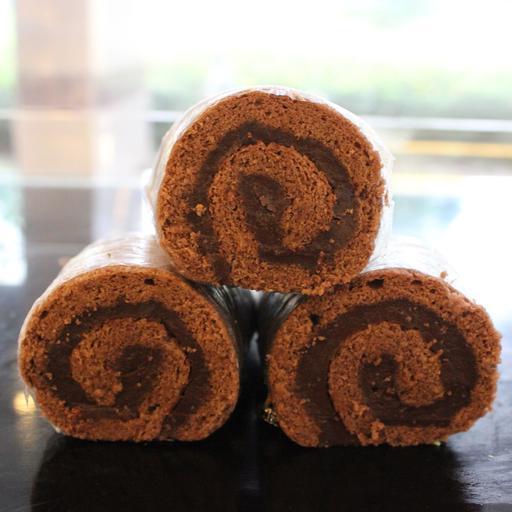 Chocolate Towel Roll