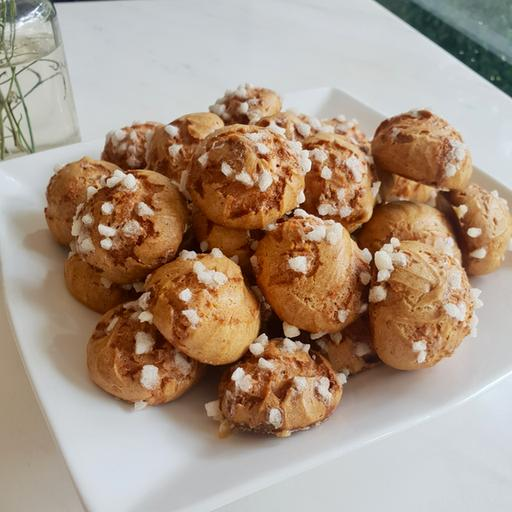 Chouquettes (NEW!)