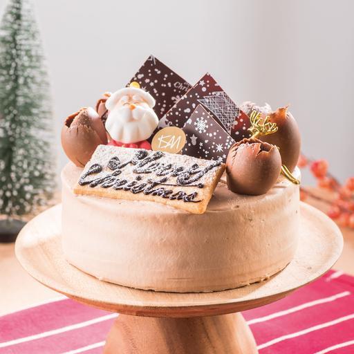 焦糖聖誕|Christmas Caramelia (限自取)