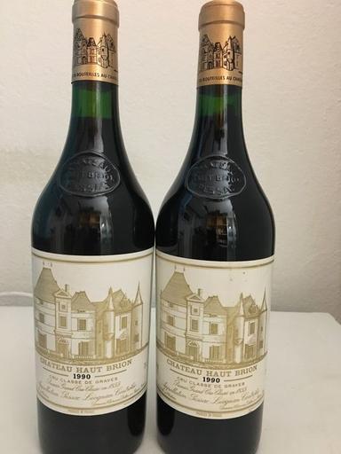 Château Haut Brion 1er Grand Cru Classé 1990