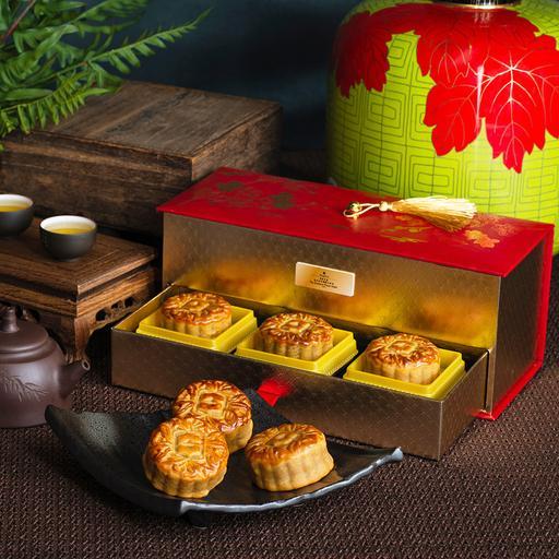 【穗】經典月餅禮盒 Classic Deluxe Mooncake Gift Box